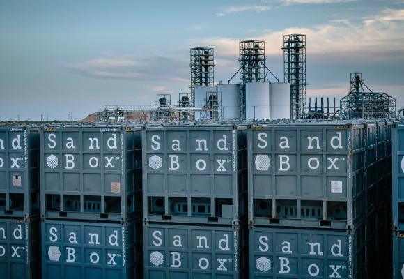 Sandbox Containers